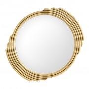 Oglinda decorativa LUX Cesario auriu