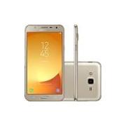 Smartphone Samsung Galaxy J7 Neo Dual Chip Android 7.0 Tela 5.5 16GB 4G Câmera 13MP - Dourado