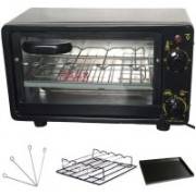 Berz Combo with Timer & Heat selector 10L OTG Electric Tandoor