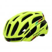Meco CAIRBULL 55-59cm PC+EPS Ultralight Cycling Helmet Sport Safety Warning Lights Bike Helmet Cap
