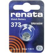 Baterie buton oxid de argint 373, 1,55 V, 29 mAh, Renata
