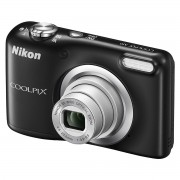 CAMARA DIGITAL NIKON COOLPIX A10 NEGRA - 16.1MPX - ZOOM OPTICO 5X - TFT 2.7'/6.7CM - VIDEO 720P HD - ESTABIL. DIGITAL - SD - 2xAA + FUNDA