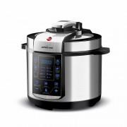 Oala Electrica Sub Presiune Eldom Perfect Cook, Putere 900W, Capacitate 5L, Supapa de Siguanta, 14 Programe de Gatit