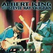 STAX Albert King & Stevie Ray Vaughan - importation USA en Session [CD]