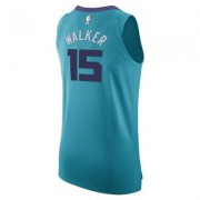 Мужское джерси Jordan НБА Kemba Walker Icon Edition Authentic Jersey (Charlotte Hornets) с технологией NikeConnect