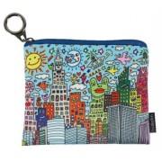 FRI.19267 Mini pénztárca 12x1,5x10cm, James Rizzi: My New York City