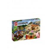 Lego Minecraft - Der Illager-Überfall 21160