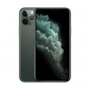 Apple iPhone 11 Pro Max 64GB - фабрично отключен (тъмнозелен)