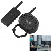 Wireless Speaker USB Charging Spare Parts Remote Control Loud Drone Megaphone for Drone Accessories