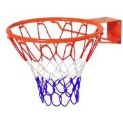 Sportec Basketbal Net 3080 Rood / Wit / Blauw
