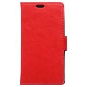 Huawei P8 Lite Klassieke Wallet Hoesje - Rood