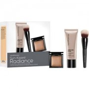 bareMinerals Face Makeup Foundation Sun-Kissed Radiance Face Collection Complexion Rescue Nr. 02 Vanilla 35 ml + Invisible Bronze Bronzer Medium 7 g + Brush 1 Stk.