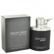Myrurgia Yacht Man Black Eau De Toilette Spray 3.4 oz / 100 mL Fragrances 502564