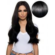 Bambina 160g Jet Black - Bellami Hair - Löshår