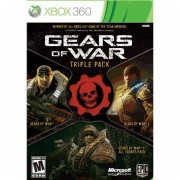 Gears Of War Triple Pack (Incluye Gears Of War 1 , Gears Of War 2 Y Gears Of War 2 All Fronts Pack) - Xbox 360
