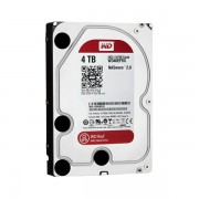 HDD WD 40EFRX, 4000 GB, SATA3, 64 MB, 3,5