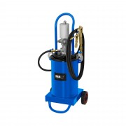 Pneumatic Grease Pump - 12 litres - portable - 240-320 bar pump pressure