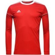 adidas Voetbalshirt Squadra 17 L/M - Rood/Wit