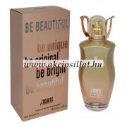 Iscents Be Beautiful EDP 100ml / Carolina Herrera 212 VIP Rose parfüm utánzat