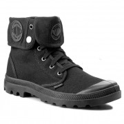 Туристически oбувки PALLADIUM - Baggy 02353-060-M Black/Black