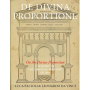 de Divina Proportione (on the Divine Proportion): Facsimile (in Black and White) of the Original Version of 1509, Paperback