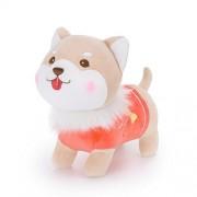 Alonea Plush Easter Bunny Puppy Stuffed Animal Soft Dog Plush Toys - Baby Toys, Small, 7.9 inches Orange