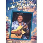 The Hawaiian Slack Key Guitar of Ledward Kaapana - Hosted By Bob Brozman [DVD] [1999]