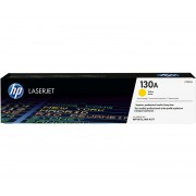 HP 130A Yellow LaserJet Toner Cartridge (CF352A)