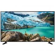 Televizor LED Samsung 50RU7092, 125 cm, 4K Ultra HD, PQI 1400, Dolby Digital Plus (20W), Procesor Quad-core, Smart TV, Wi-Fi, Bluetooth de energie scazuta, CI+, Clasa energetica A, Negru