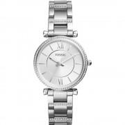 Fossil ES4341 Carlie horloge