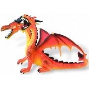 Dragon orange cu 2 capete