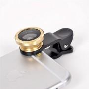 Shutterbugs 3-In-1 Camera Lens Kit for All Smartphones