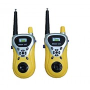 Nonu Professional Intercom Electronic Walkie Talkie Kids Children Radio Retevis Portable Two-Way Communicator Mini Handheld Toys 1 Pair