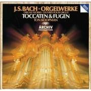 J.S. Bach - Toccatas& Fugas Bwv565.537 (0028941099921) (1 CD)