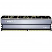 Memoria RAM DDR4 8GB 2666MHz G.SKILL Sniper X TUF Camuflaje F4-2666C19S-8GSXK