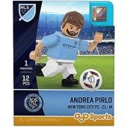 Andrea Pirlo MLS OYO New York City FC G2 Mini Figure