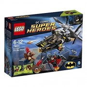 Lego Super Heroes Batman Man Bat Attack, Multi Color