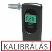 Alcofind DA-7100 alkoholszonda kalibrálás