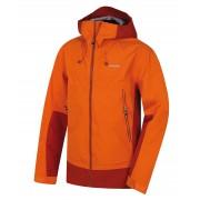 Husky Nanook M XXXL, oranžová Pánská hardshellová bunda