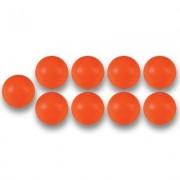 Balles Baby Foot En Plastique Orange (10)-Bonzini