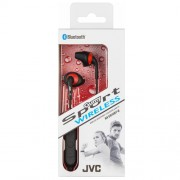 Casti Bluetooth JVC HAEN10BT cu microfon Negru