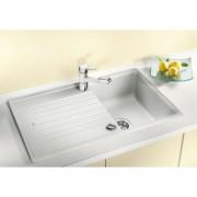 BLANCO ZIA 45SL gránit mosogatótálca - fehér