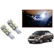 Auto Addict Car T10 9 SMD Headlight LED Bulb for Headlights Parking Light Number Plate Light Indicator Light For Tata Indigo