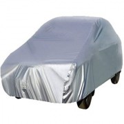 KUV-100-SILVER CAR BODY COVER-HMS