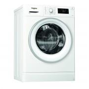 Masina de spalat rufe cu uscator Whirlpool FWDG97168WS EU, 6th sense, Soft Move, 9kg/7kg, 1600 rpm, clasa A, display LCD, Alb