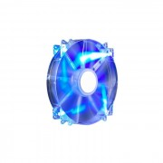 FAN, CoolerMaster AIR CASE FAN, 200mm, Blue (R4-LUS-07AB)