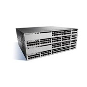 Cisco Catalyst WS-C3850-48F-L 48 Ports Manageable Ethernet Switch