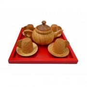 Qtoys Japanese Tea Set