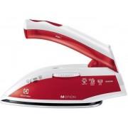 Fier de calcat pentru calatorii Electrolux EDBT800, 800 W, 80 ml, Talpa Inox, Rosu