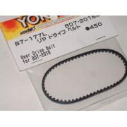 Yokomo B7-177L BD7-2016 Rear drive belt